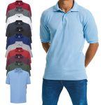 Russel - Strapazierfähiges Polo-Shirt - XS - 6XL - 11 Farben
