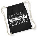 Planet Saver - ANNI Organic Turnbeutel - 100% Bio Baumwolle