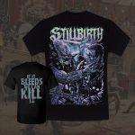 Stillbirth - Predator vs. Terminator - T-Shirt - Größen S-5XL - PREORDER