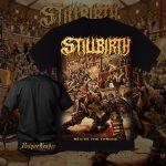 Stillbirth - Revive the Throne - T-Shirt - Album Artwork - Größen S-5XL