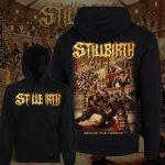 Stillbirth - Revive the Throne - Hoodie - Album Artwork - Größen S-5XL