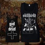 Stillbirth - GOD IS DEAD - Girlie Tank Top - Größen S-XL