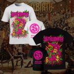 Stillbirth - Pink T-Rex - T-Shirt - Größen S - 3XL - 2 Farben