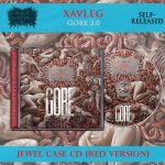 Xavleg - Gore 2.0 - CD