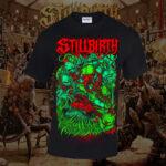 Stillbirth - AOM Theme - T-Shirt - Größe S - 3XL