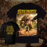 Stillbirth - Back to the Stoned Age - T-Shirt - Größe S - 3XL