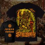 Stillbirth - Human Fertilizer - T-Shirt - Größe S - 3XL