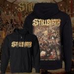 Stillbirth - Revive the Throne - Zipper - Album Artwork - Größen S-3XL