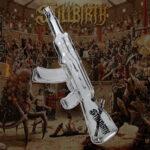 Stillbirth - Zombie Chaser Machine Gun Bong - 50 cm - Limitiert