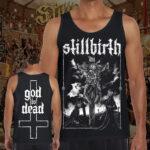 Stillbirth - GOD IS DEAD - Male Tank Top - Größen S-XL