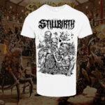 Stillbirth - Smoke Zombies - T-Shirt - Größe S - 5XL