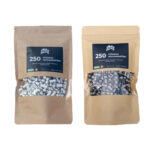 Kailar - Cellulose Slim Aktivkohlefilter ø 6mm - 250 Stück - 2 Farben