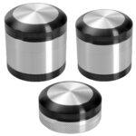 Target - Aluminium-Grinder in 3 Sorten