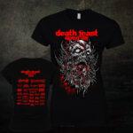 Deathfeast OA - Zombie - Girlie Shirt - Größen S - XL