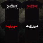 Deathfeast OA - Logo Shirt - Größe S - 3XL