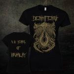Deathfeast OA - Mücke - Girlie Shirt - Größen S - XL