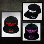 Deathfeast OA - Snapback Caps in 3 Farben