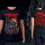 Deathfeast OA - Einhorn - Girlie Shirt - Größen M & L