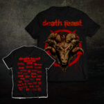 Deathfeast OA - Festival Shirt 2016er Edition - Größe S - XL