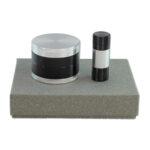 Black Leaf - Grinder & Presser 4tlg. – Ø 63mm