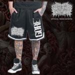 Xavleg - Mesh Shorts mit Streifen - Gore - Größe S - 3XL