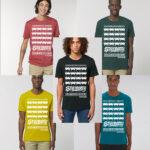 Stillbirth - Slam Invaders - Premium Organic T-Shirt - Größe S - 2XL - 5 Farben
