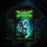 Esophagus - Defeated By Their Inferiority - T-Shirt - Album Artwork - Größen S-5XL