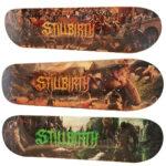 Stillbirth Slamboards - 3 Designs - verschiedene Größen