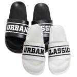 Urban Classics Slides - Badelatschen