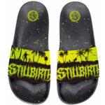 Stillbirth - Brutal Beach Slippers - Größen 37 - 50 - PREORDER