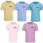 SNICE Surf Logo Shirts - verschiedene Farben - Größen XS-2XL