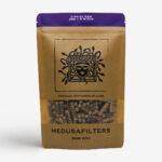 Medusa Aktivkohlefilter - 250er Packung - ø 6mm